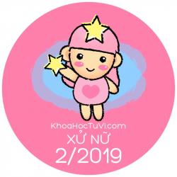 Tử vi cung Xử Nữ tháng 2/2019