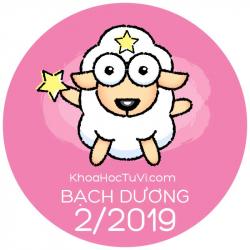 Tử vi cung Bạch Dương tháng 2/2019