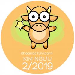 Tử vi cung Kim Ngưu tháng 2/2019