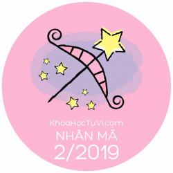 Tử vi cung Nhân Mã tháng 2/2019